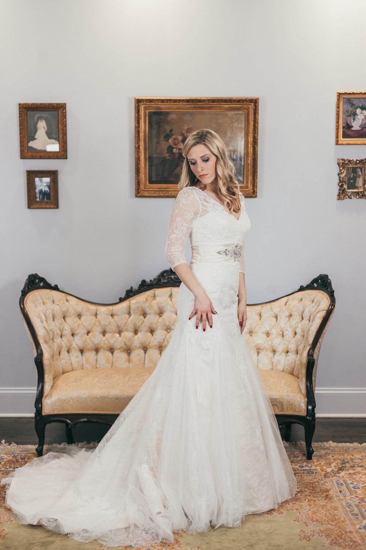 Aura Bridal Wedding Dress Me