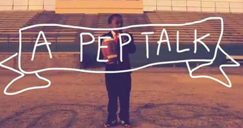 Kid President - A Pep Talk  The video that made us fall in love with KP!