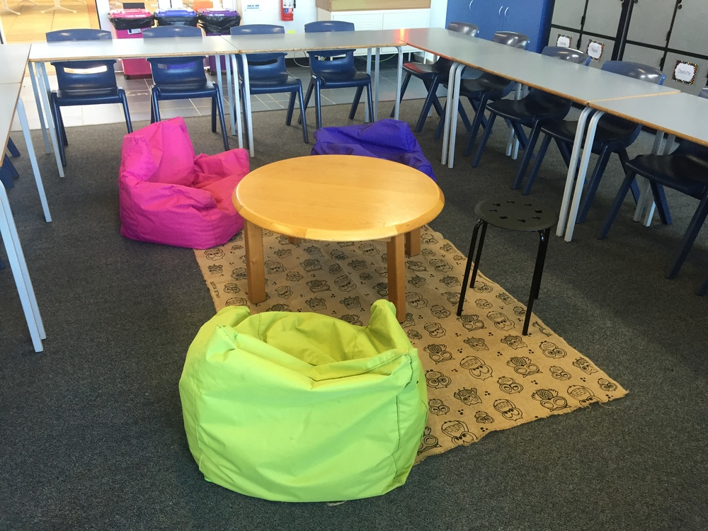 Collaborative Learning Space