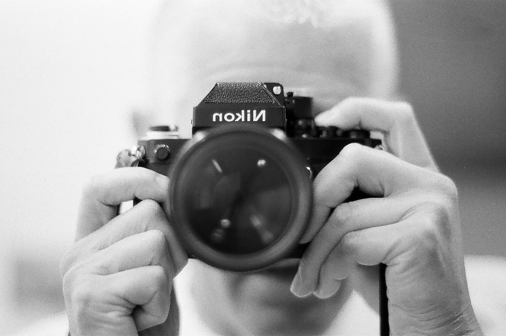 My Nikon F2A, just back from a Sover Wong CLA