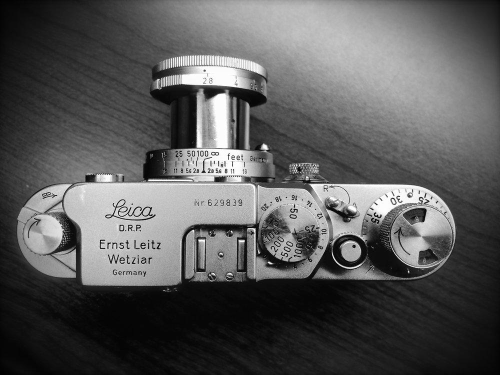 My Barnack Leica