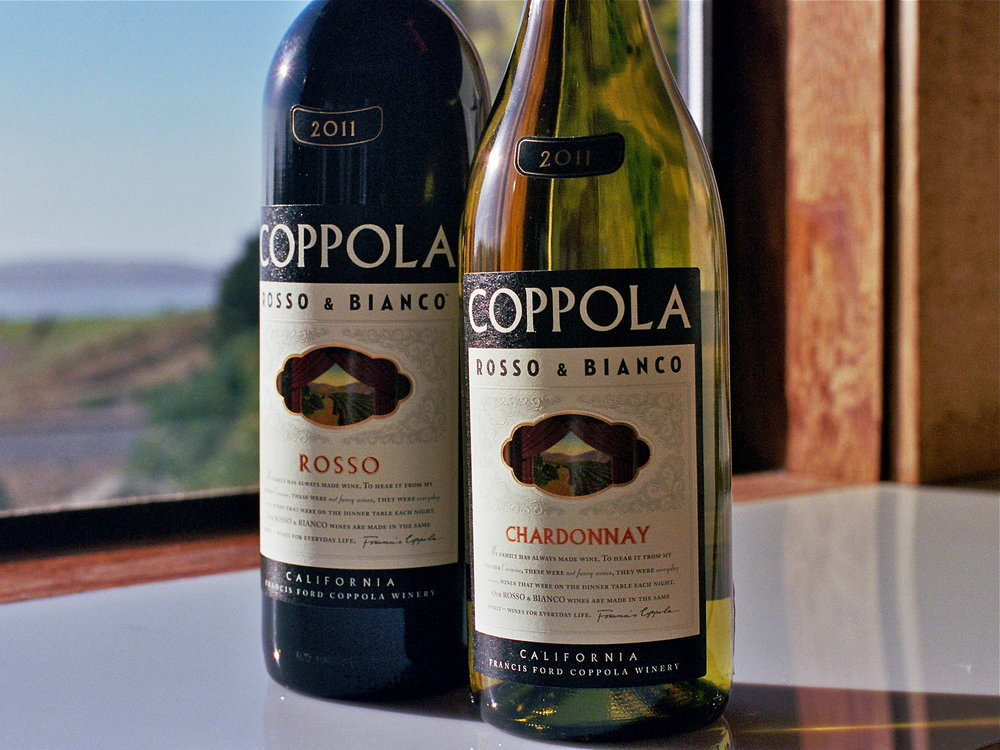 Wine bottles, Nikon F2 Photomic,50mm Nikkor-S f/1.4, Kodak Portra 400