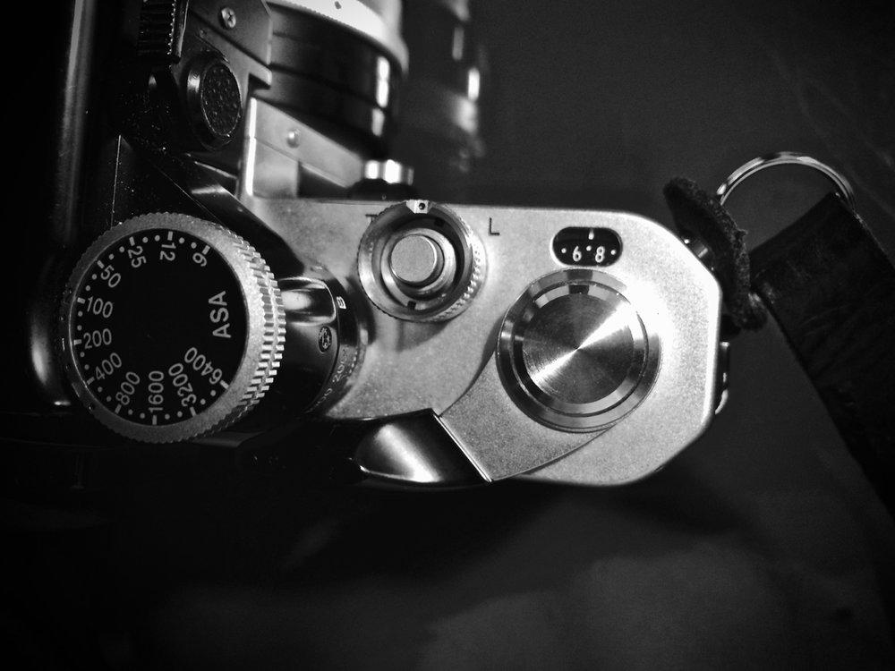 Nikon F2 shot with Nikon F2 and 55mm Micro-Nikkor