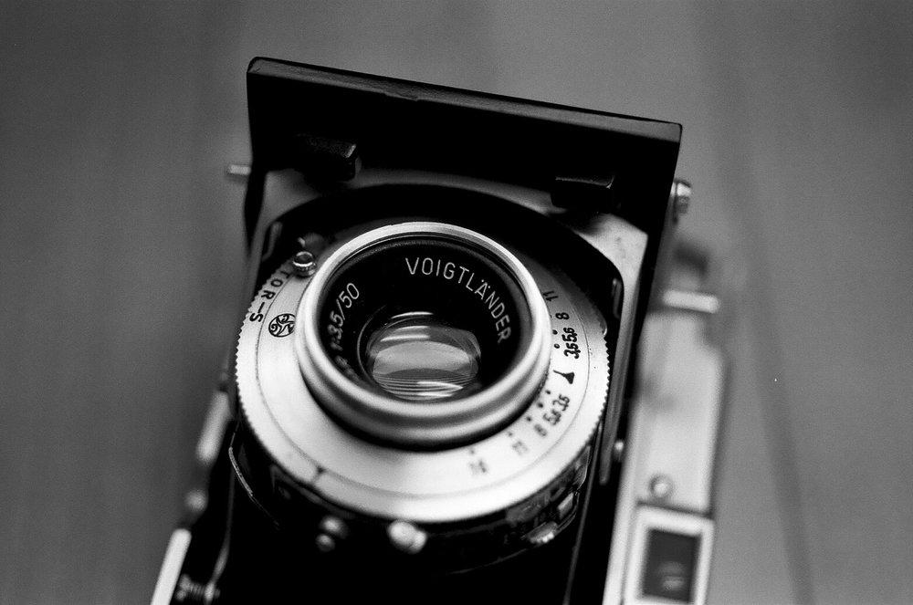 Vito camera shot with Nikon F2 and 55mm Micro-Nikkor