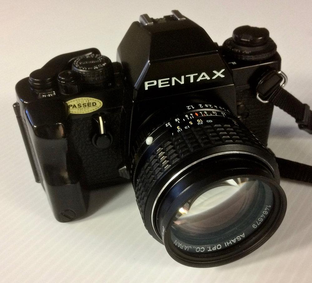 Pentax LX - Love my LX!