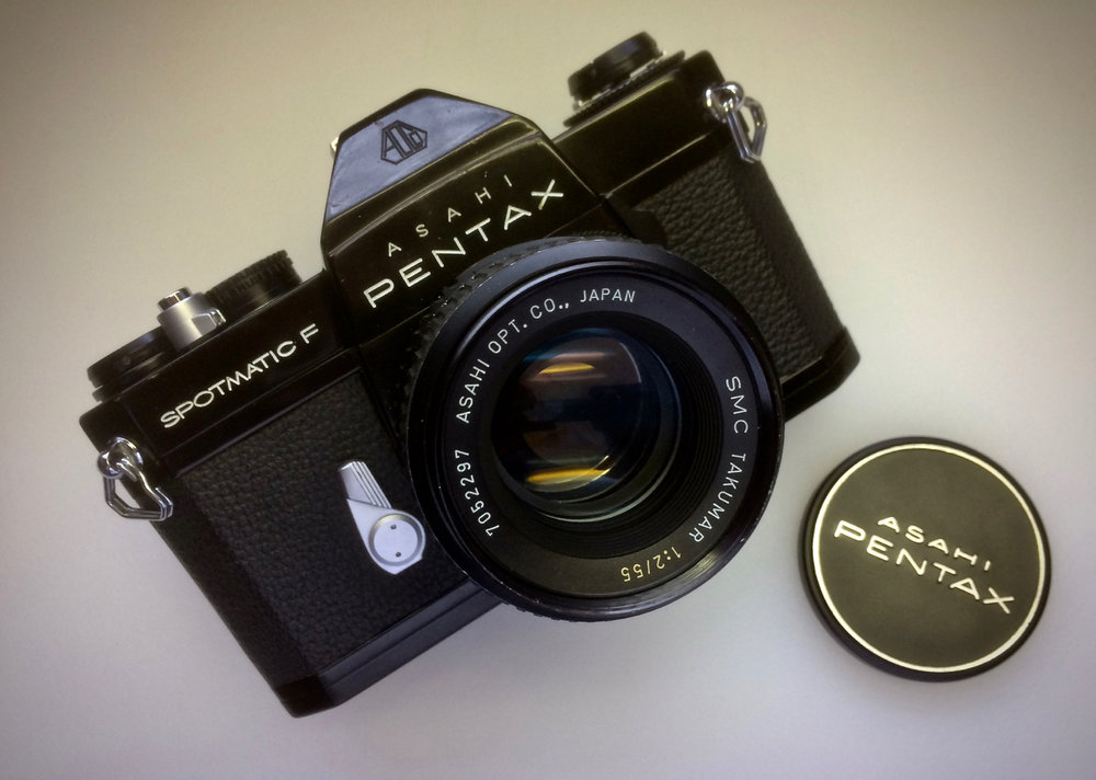 Pentax SPF - The Ultimate Spotmatic!