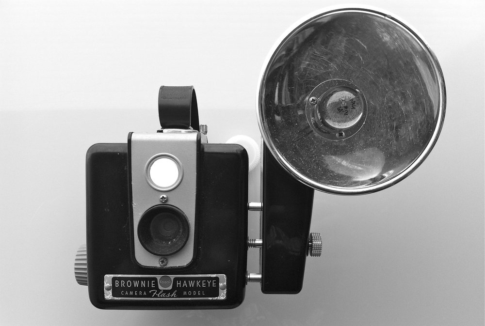 Brownie Hawkeye Flash