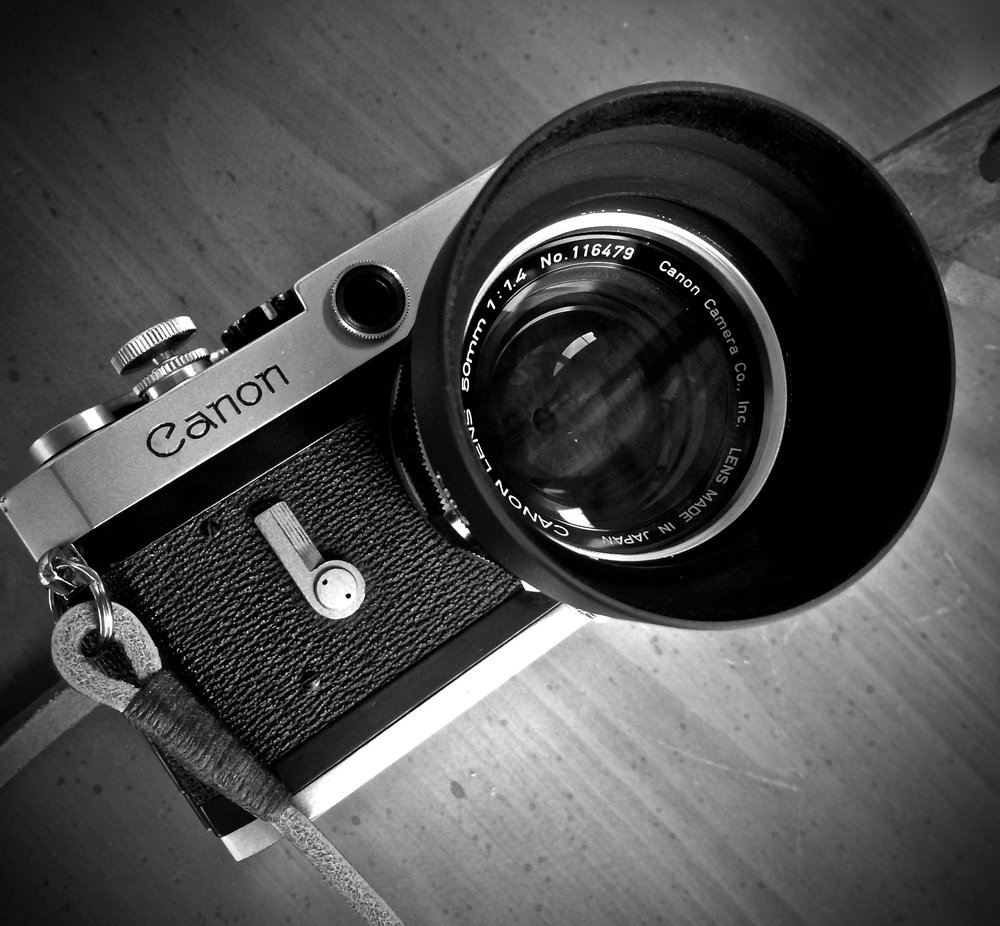 Canon P