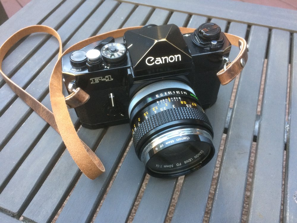 Original Canon F-1