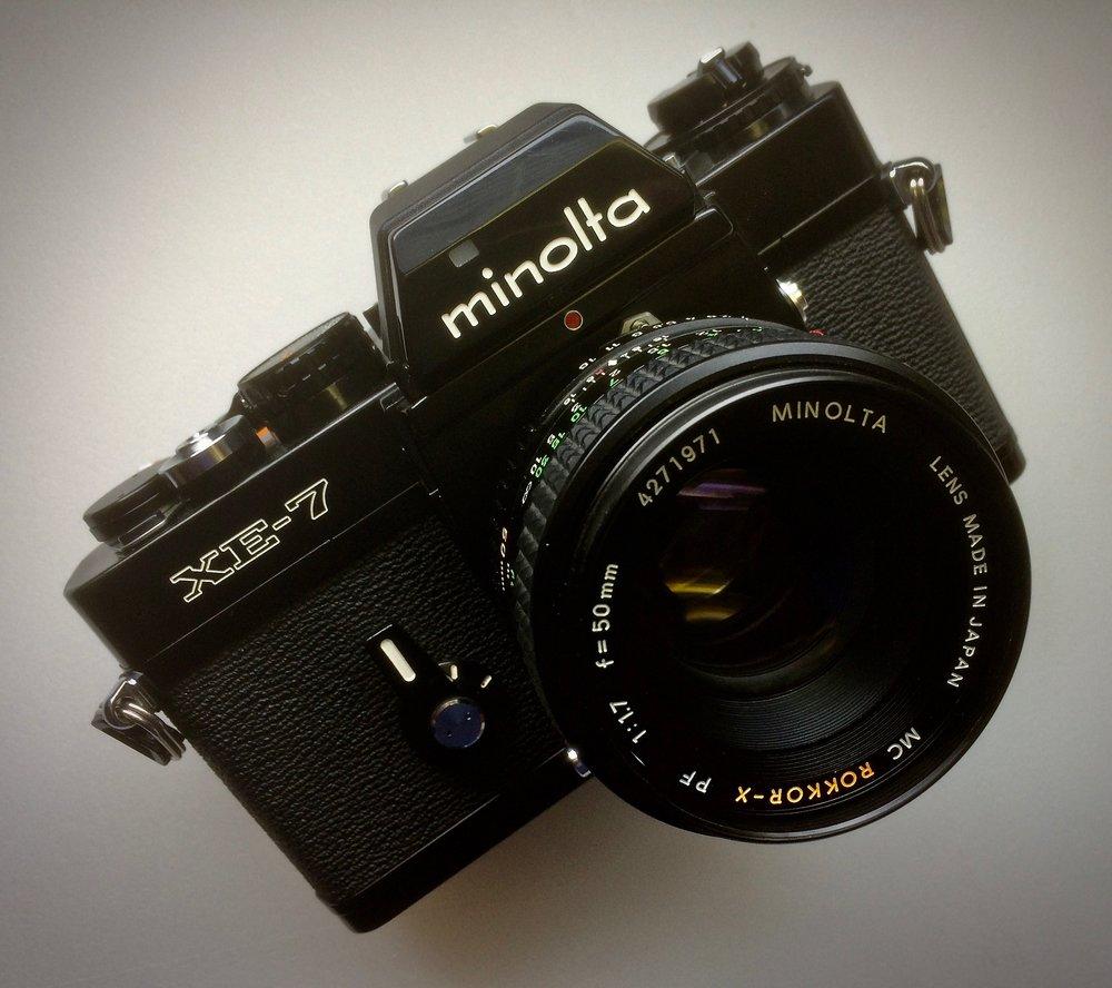 Minolta XE-7