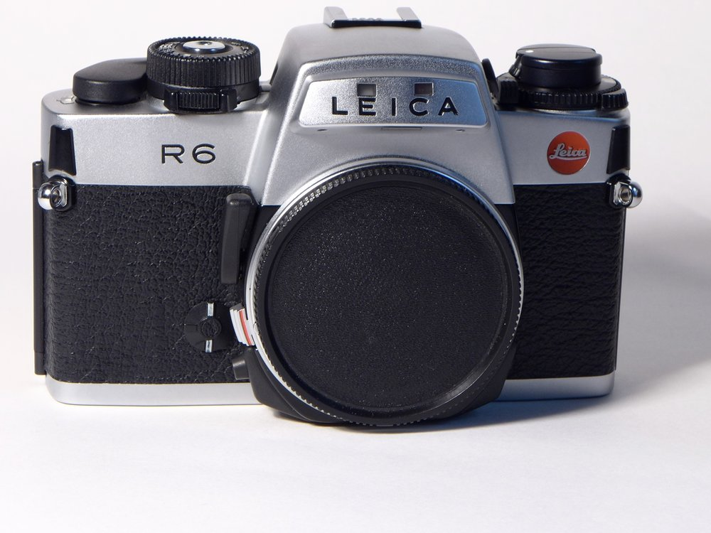 Leica R6 (Ken Hansen Photo)