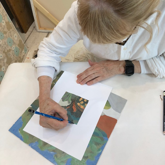 How To Create Your Own Library Of Abstract Painting Ideas Adele Sypesteyn