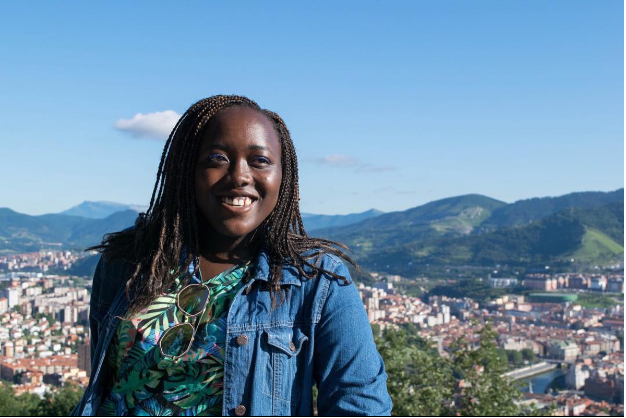 Marie Gaye, Yale Summer Session in Bilbao, Spain