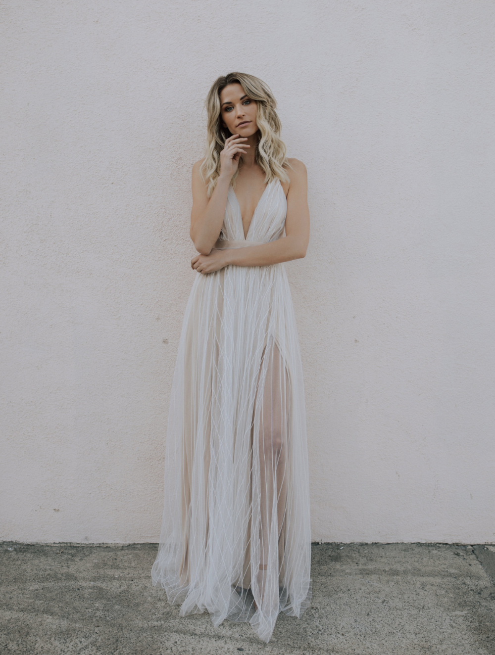 Karmen Maxi Dress - $62