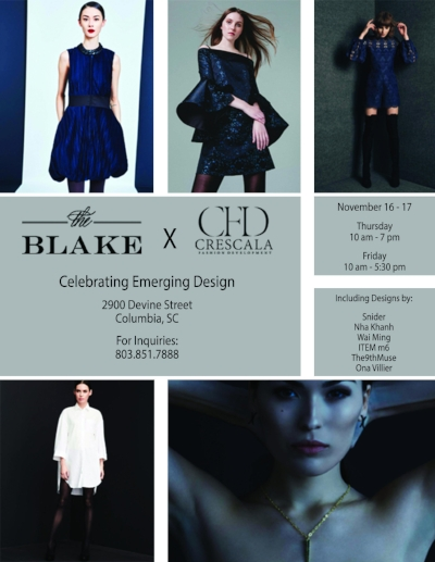 The Blake Invite