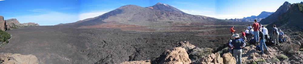 Las Canadas caldera, Tenerife