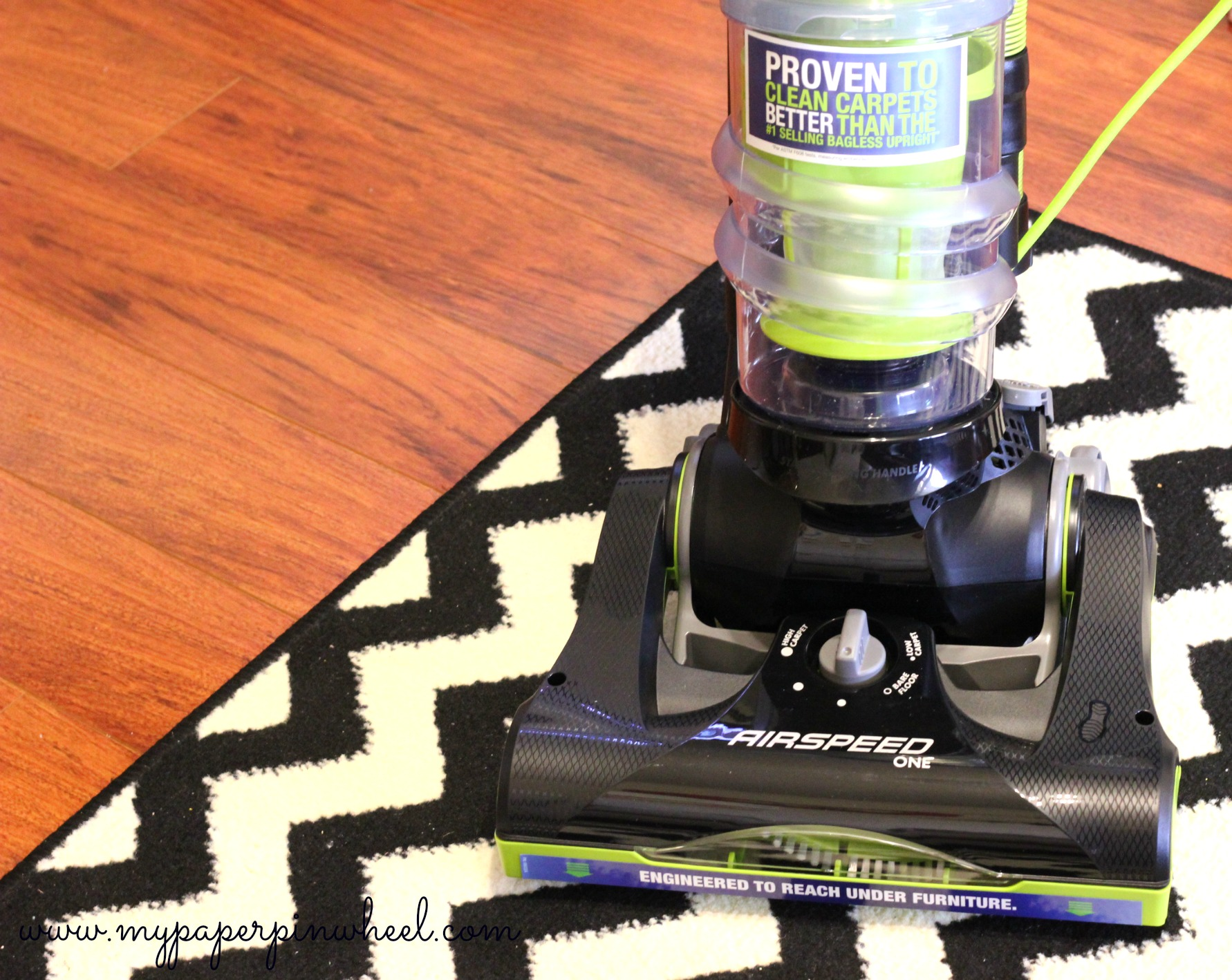Watch Me Clean with My New Lightweight Vacuum — Hey Thuy