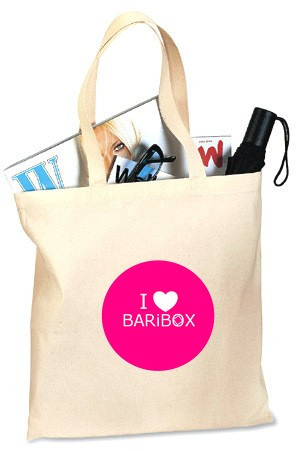 tote for baribox