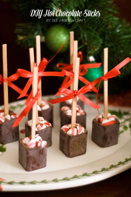 Chocolate christmas gifts ideas