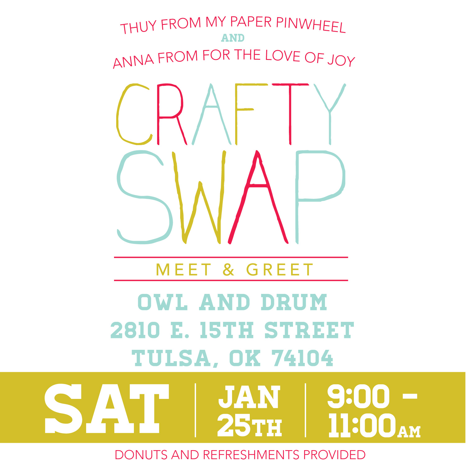 Crafty Swap