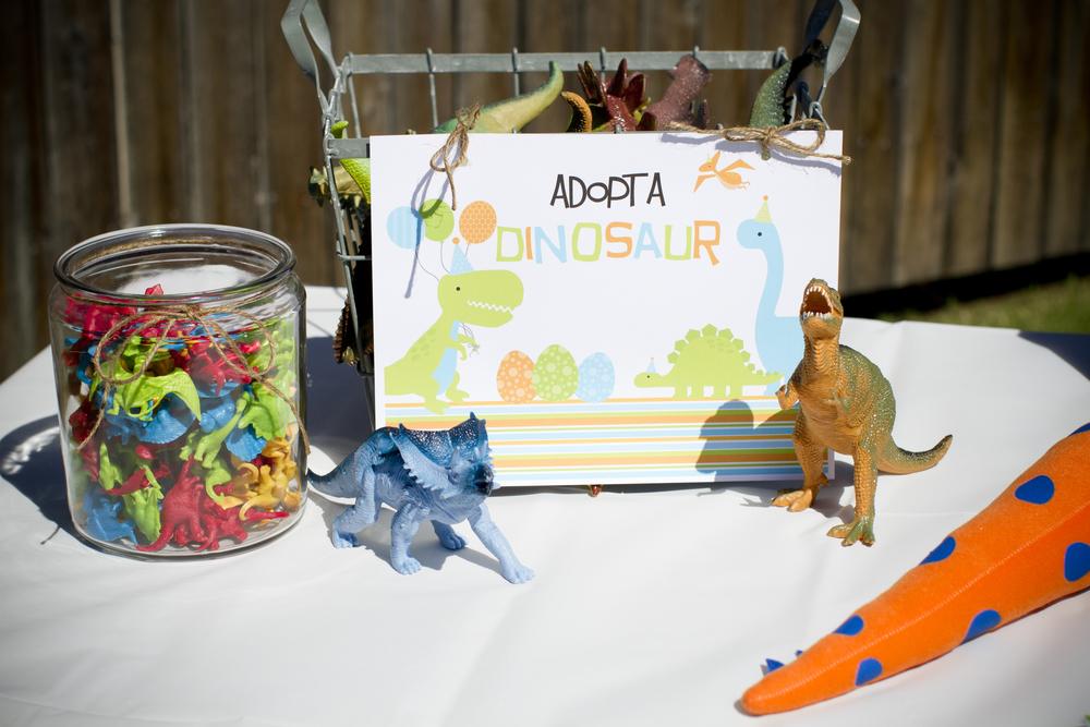 Dinosaur Birthday Party Hey Thuy