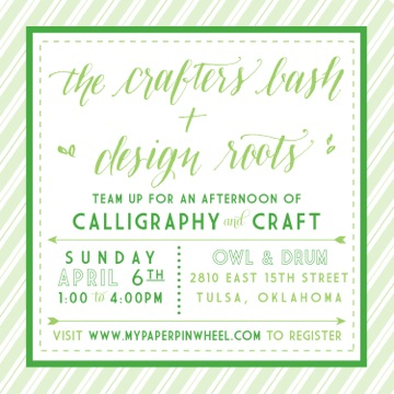 Crafters Bash 2014 Flyer (1)