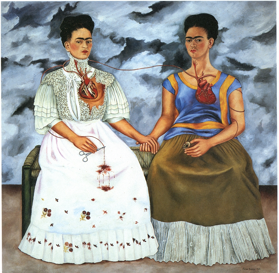 Artist : Frida Kahlo