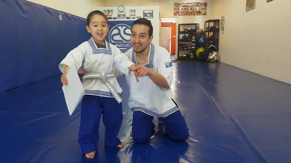martial arts kids yagoona