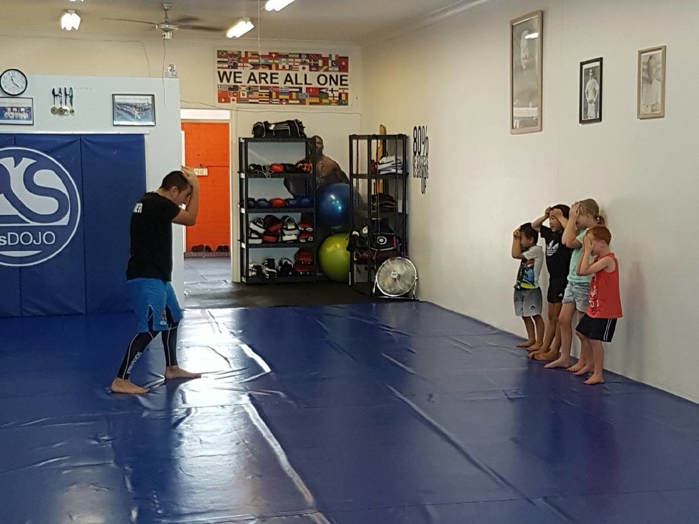 kids martial arts bankstown