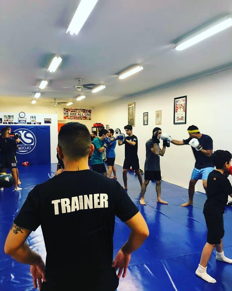 kickboxing yagoona