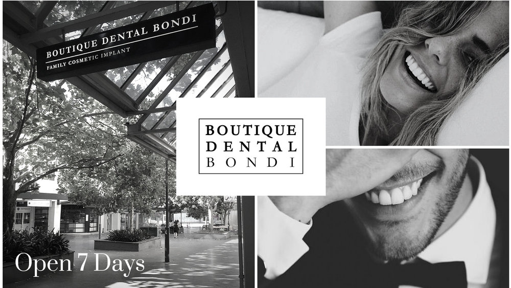 Boutique Dental Bondi Open 7 days