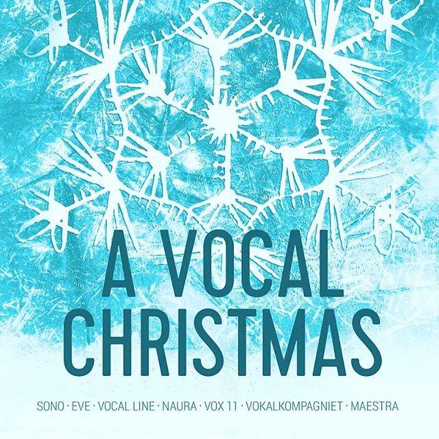 Så er det i aften at vi synger vores udsolgte release koncert i Lukaskirken. Vi glæder os helt absurd meget til at synge sammen med @vox11official @vocal_line @vokalkompagniet @naurachoir #maestra @evechoir 🎵 det bliver så smukt og stemningsfuldt, og vi håber at kunne synge julen ind hos jer alle🎄. . . . #avocalchristmas #acapella #vocalgroup #vocalgroupsono #vocalline #eve #naura #vox11 #vokalkompagniet #maestra #koriaarhus #aarhuskor #mitaarhus #christmasalbum #merrychristmapella #lukaskirken #concert #acapellaconcert