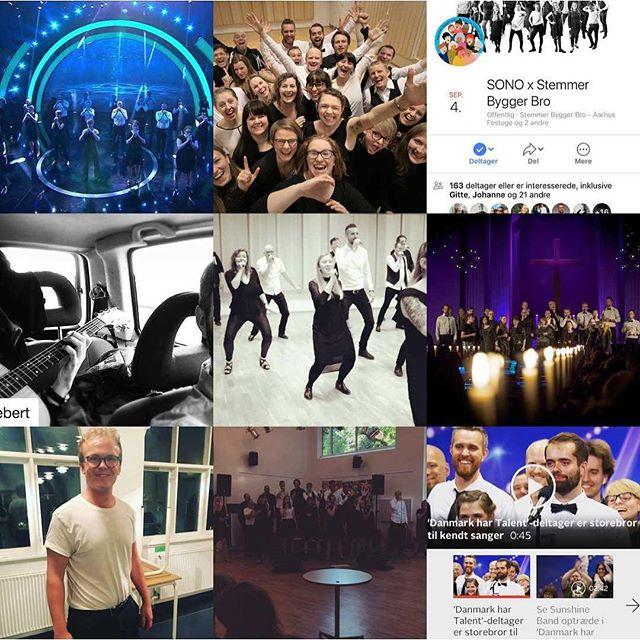 """✨GODT NYTÅR✨ det har været en helt fantastisk SONO-år! Vi har fået en masse nye og anderledes oplevelser, som vi tager med os videre på rejsen i 2019! Vi startede året med en spændende tv-rejse med deltagelse i """"Danmark har Talent"""", indspillede julesange i maj og udgav så en fantastisk jule-cd i november! For ikke at nævne de mange fantastiske koncerter vi også har sunget i bla. Dome of Visions og Lukaskirken 🎤 Vi glæder os til 2019, da vi skal videre på vores musikalske rejse, og ikke bare i metaforisk forstand 😉🙌🏻 . . . . ✨HAPPY NEW YEAR✨ it's been a great SONO-year! We've had a lot of new and exciting experiences, which we will bring with us in 2019! We started the year with an exciting journey in television, where we participated in """"Denmark's Got Talent"""", recorded christmas songs in May and finally releasing a beautiful christmas album in november! Not to mention the many beautiful concerts we also had! 🎤We're looking forward to 2019, where we will continue on our musical journey, and not just in a metaphorical sense 😉🙌🏻"""