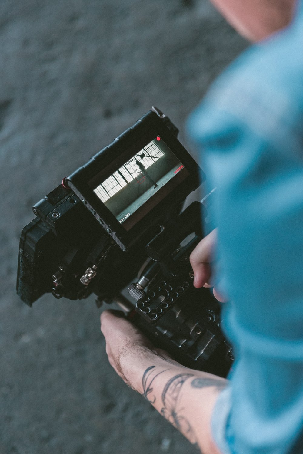 Social Video //Visual appeal worth sharing