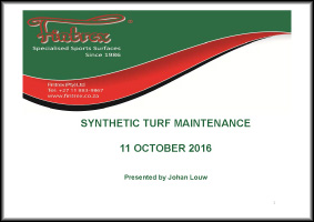 johan LOUW maintenance principles