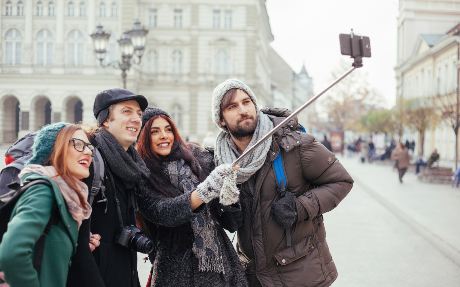 But First, Let Me Take a Selfie: The Science behind the Social ...