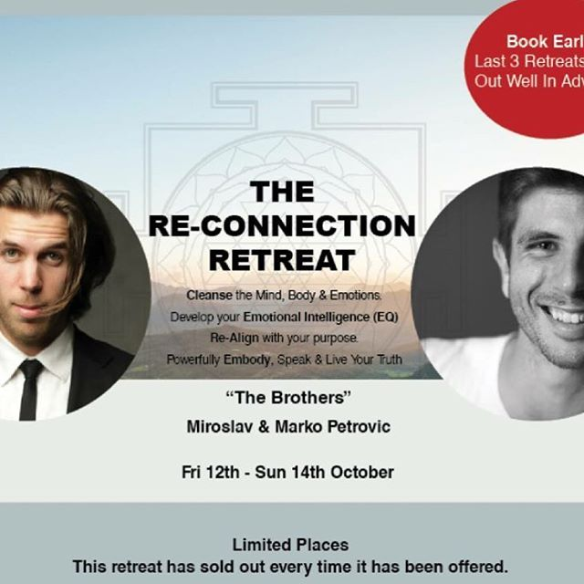 #retreat #reconnection #2018 #australia #melbourne #victoria #retreataustralia #yoga #spirituality #ego #connection #authenticity