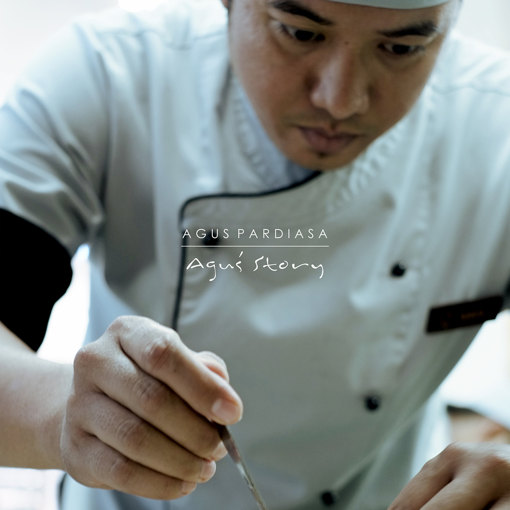 Bisma Eight's Head Chef, Agus Pardiasa