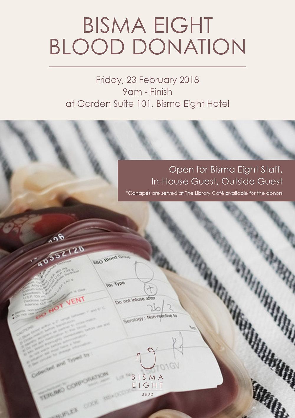 Friday, 23 February 2018 at 9 AM