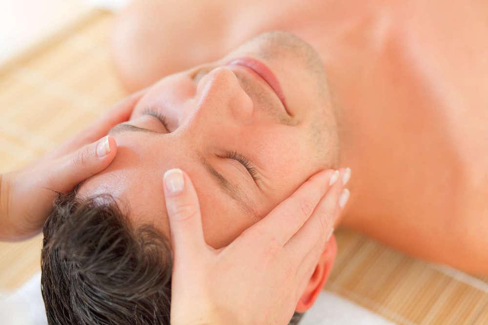 Kieferbalance  kann Verspannungen lösen, die in der Kiefermuskulatur infolge von Stress entstehen.