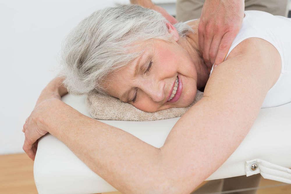 Massage  die Emotionen kommen zur Ruhe und die Selbstheilungskräfte entfalten sich