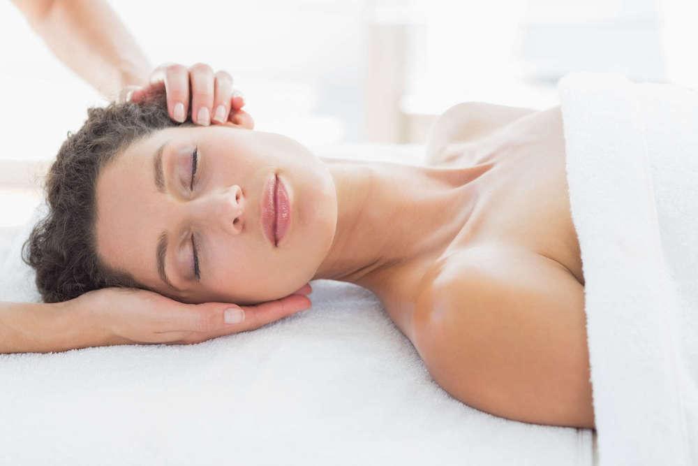 Massage  fördert das energetische Gleichgewicht