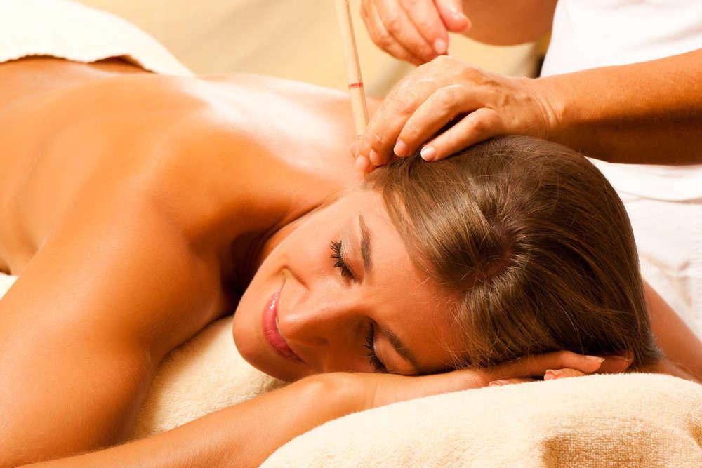 Ohrkerzen  Das sanfte Knistern im Ohr beruhigt und nachhaltige, tiefe Entspannung durchströmt den ganzen Körper