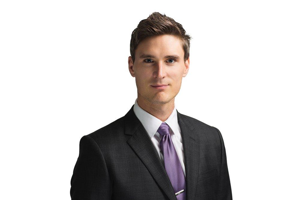 Oliver Hughes, Senior Associate