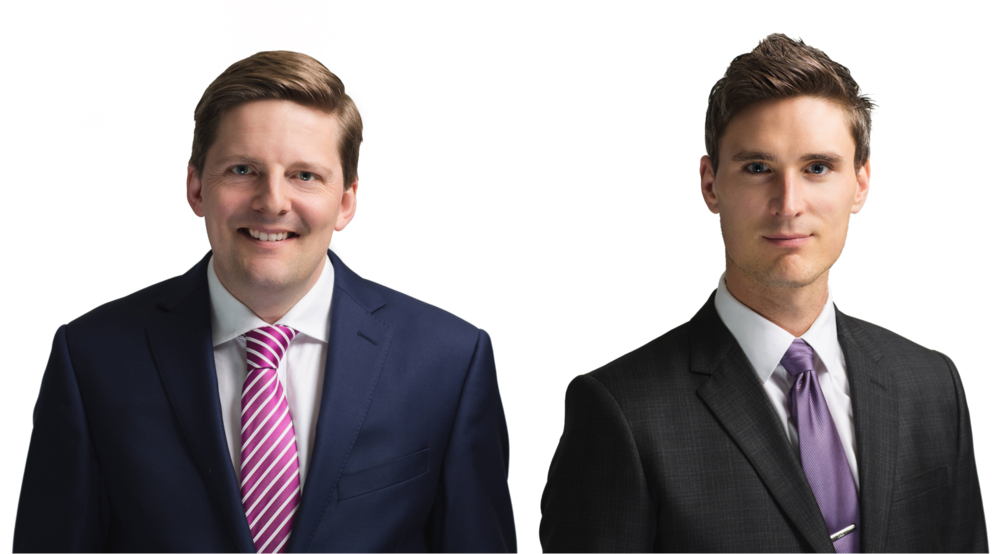Andrew Pinel, Partner and Oliver Hughes, Senior Associate