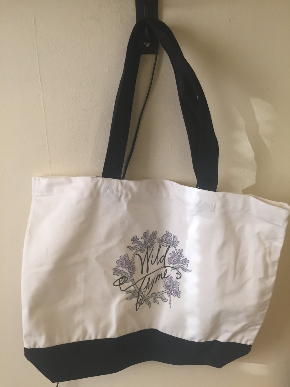 Big canvas tote $25