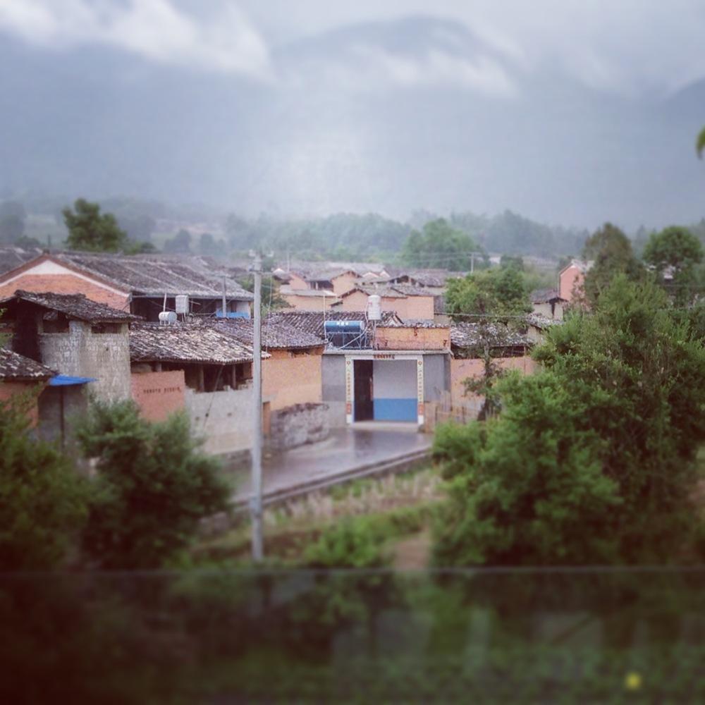 Gao Ling Gong Shan Dongba Paper Village, Yunnan, 2014