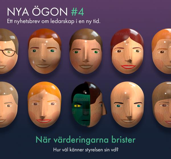 """Nya Ögon #4:""""När Värderingar Brister"""""""