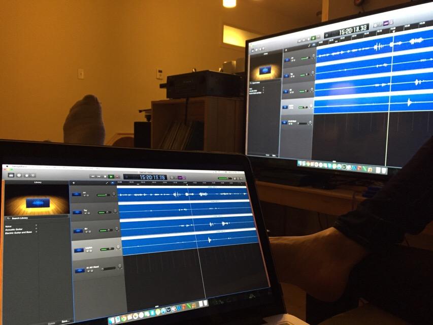 Editing Sesh
