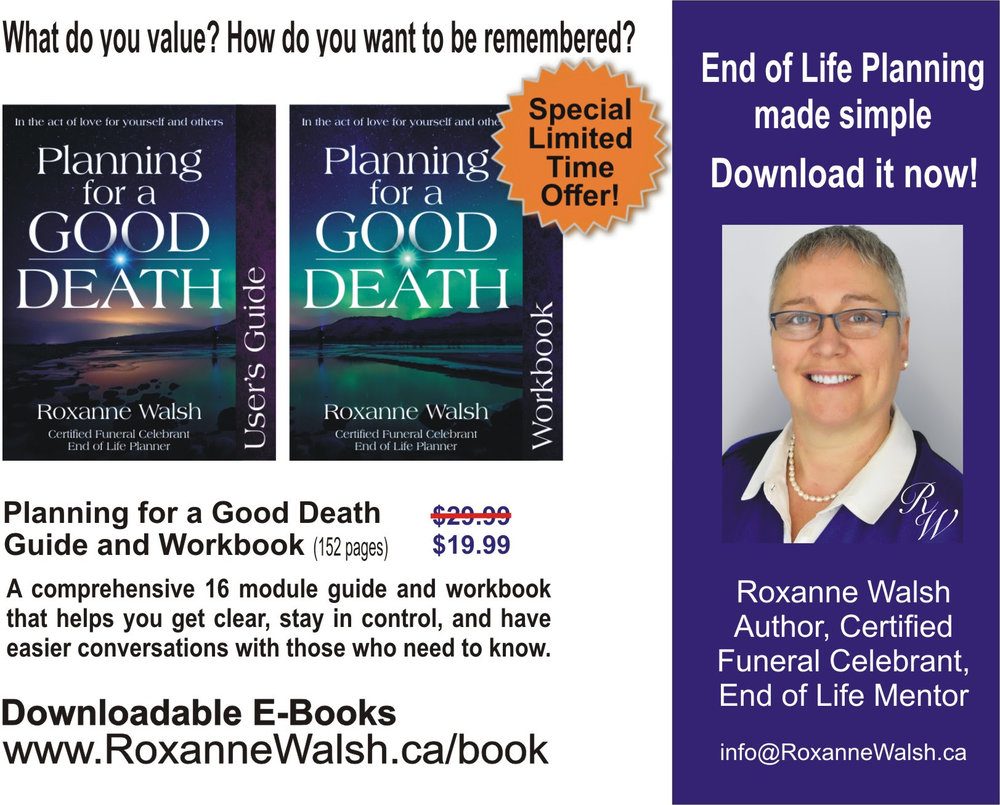 Planning for your death w roxanne walsh funeral celebrant unnamedg solutioingenieria Gallery